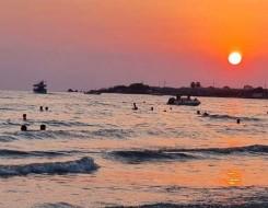 العرب اليوم - إرتفاع درجة حرارة مياه البحر بين كوريا الجنوبية واليابان إلى مستوى قياسي في يوليو
