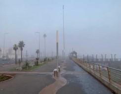 العرب اليوم - «هيئة الأرصاد المصرية» تصدر بيانا تحذيريا للمواطنين بشأن استمرار سقوط الأمطار الرعدية