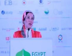 العرب اليوم - وزيرة البيئة المصرية تؤكد على ضرورة الإتجاه نحو الطاقة النظيفة
