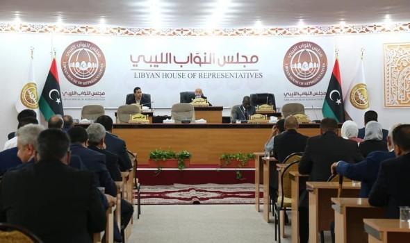 النواب الليبي يقر تعديلات المفوضية على قوانين الانتخابات