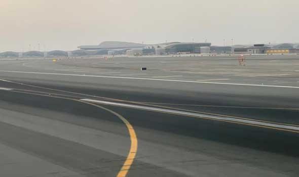 وصول أولى رحلات الخطوط الجوية الباكستانية في مطار دمشق