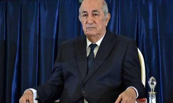"""العرب اليوم - تبون يوجه برسالة للجزائريين دعاهم فيها للانضمام إلى """"مسار التأسيس لعهد واعد"""""""