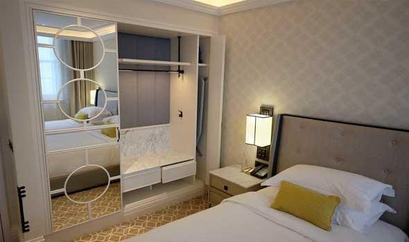 العرب اليوم - ديكورات مختلفة لغرف النوم المودرن للشعور بالراحة والاسترخاء
