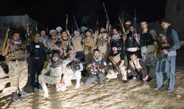 """العرب اليوم - وسائل إعلام أفغانية تستسلم أمام سطوة حركة """"طالبان"""" وتبث برامج دينية فقط"""
