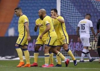 العرب اليوم - النصر السعودي إلى ربع نهائي أبطال آسيا بعد فوزه على تراكتور الإيراني