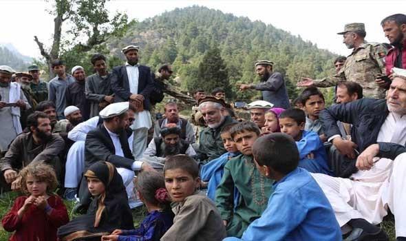 العرب اليوم - رئيس الأركان الأميركي يرجّح اندلاع حرب أهلية في أفغانستان