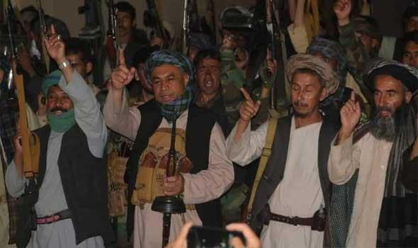 """العرب اليوم - """"طالبان"""" تأمر بحبس كل من يطلق النار في الهواء وتجريده من السلاح"""