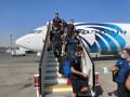 العرب اليوم - مصر للطيران تصدر بيانا بعد تعرض طائرة لحادث في مطار المدينة المنورة