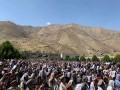 العرب اليوم - ناشطات أفغانيات يحتشدن أمام وزارة شؤون المرأة السابقة في كابل