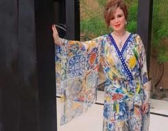 العرب اليوم - إلهام شاهين تنفعل على فتاة في حفل إفتتاح المهرجان القومي للمسرح