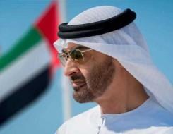 العرب اليوم - محمد بن زايد يرحب بأهداف السعودية والبحرين بالحياد الصفري الكربوني