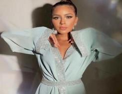 """العرب اليوم - جميلة عوض""""عريسي في دبي والزواج زي البطيخة"""""""