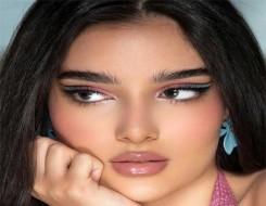 العرب اليوم - إطلالات المكياج الغرافيكي من خبيرة التجميل نورة بو عوض