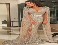 العرب اليوم - نادين نسيب نجيم تتألق ببذلة رائعة من الساتان