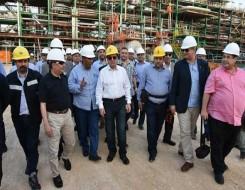 العرب اليوم - وزير النفط السوري يعلن أن خط الغاز العربي جاهز داخل سوريا