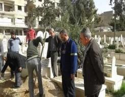 العرب اليوم - انتشال 35 جثة مجهولة الهوية من مقابر جماعية بمكب نفايات في ترهونة