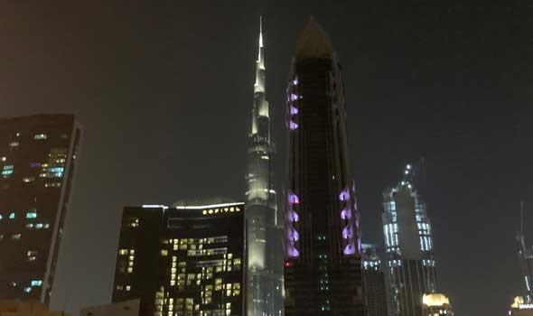 مصرف الإمارات المركزي  يؤكد إلتزامة بدعم إستمرار التعافي الاقتصادي