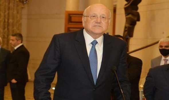 ميقاتي يؤكد أنه يعمل على إعادة علاقات لبنان المقطوعة مع العرب