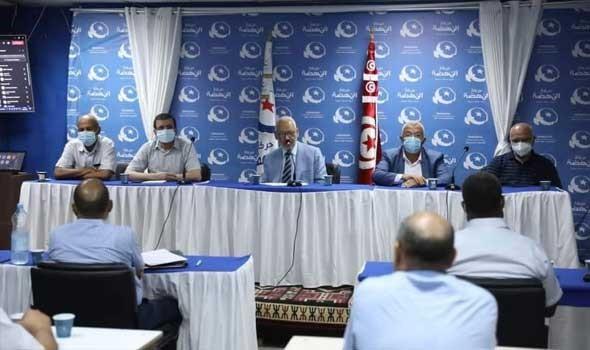 المستقيلون من حركة النهضة التونسية  يستعدون لتأسيس حزب جديد