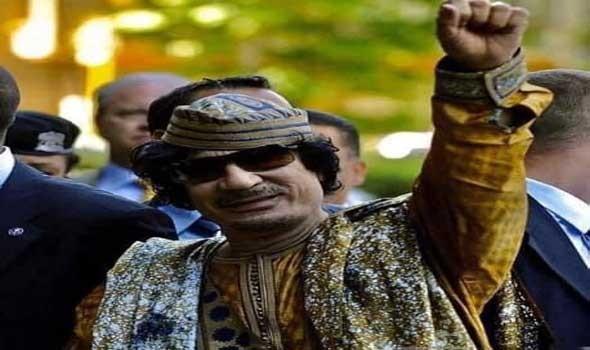 """العرب اليوم - أنصار القذافي يسترجعون ذكرى مقتله بالتحضير لانتخاب نجله وتنظيم مسيرات احتجاجية ضد """"جرائم الناتو"""""""
