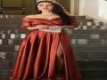 """العرب اليوم - ماغي بو غصن تتألق في إطلالات أنثوية بقصّة """"الأوف شولدرز"""""""