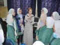 """العرب اليوم - السهيل تحاضر في مدرسة ججين الشاملة للبنات حول """"تنمية المواهب"""""""